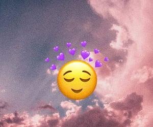 wallpaper, cute, and emoji image