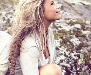 girl, hair, and andrea badendyck image