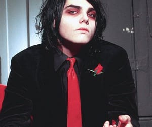 gerard way, mcr, and talent image