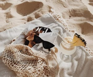 beach, summer, and aesthetic image