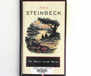 bookish, john steinbeck, and bookaholic image