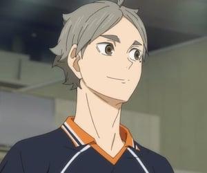 anime, anime boy, and haikyuu image