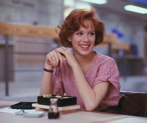Molly Ringwald, The Breakfast Club, and movie image