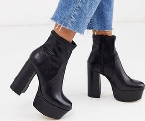 asos, black, and fashion image