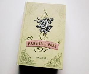 bookish, jane austen, and mansfield park image