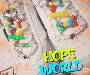 bts, hope world, and jhope image