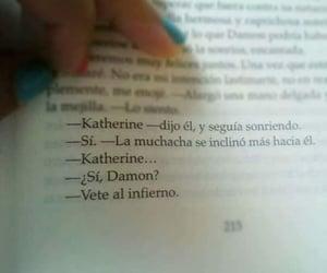 damon salvatore and cronicas vampiricas image