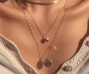 accessories, aesthetic, and necklace image