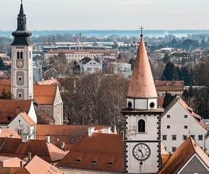 architecture, Croatia, and church image