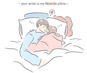 couple, carinho, and cuddle image