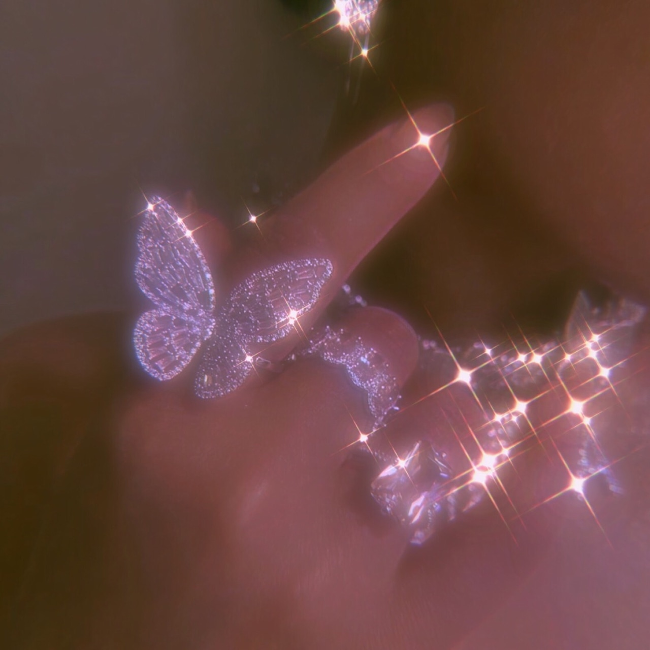 29 Images About Butterfly On We Heart It See More About Butterfly Aesthetic And Blue