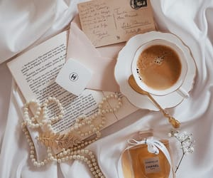 chanel, aesthetic, and coffee image