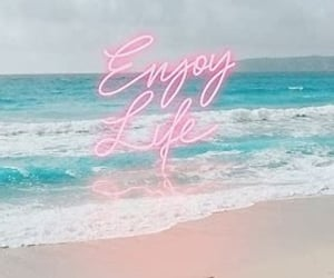 beach, quotes, and inspiration image