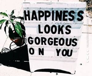 quotes, happiness, and gorgeous image