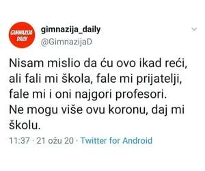 citat, citati, and škola image