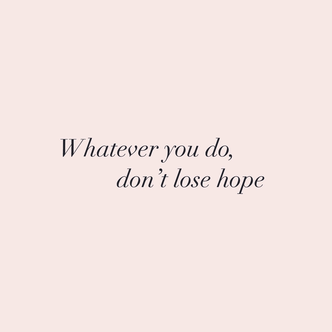 quotes, hope, and pink image