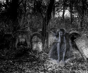 graves and graveyard image