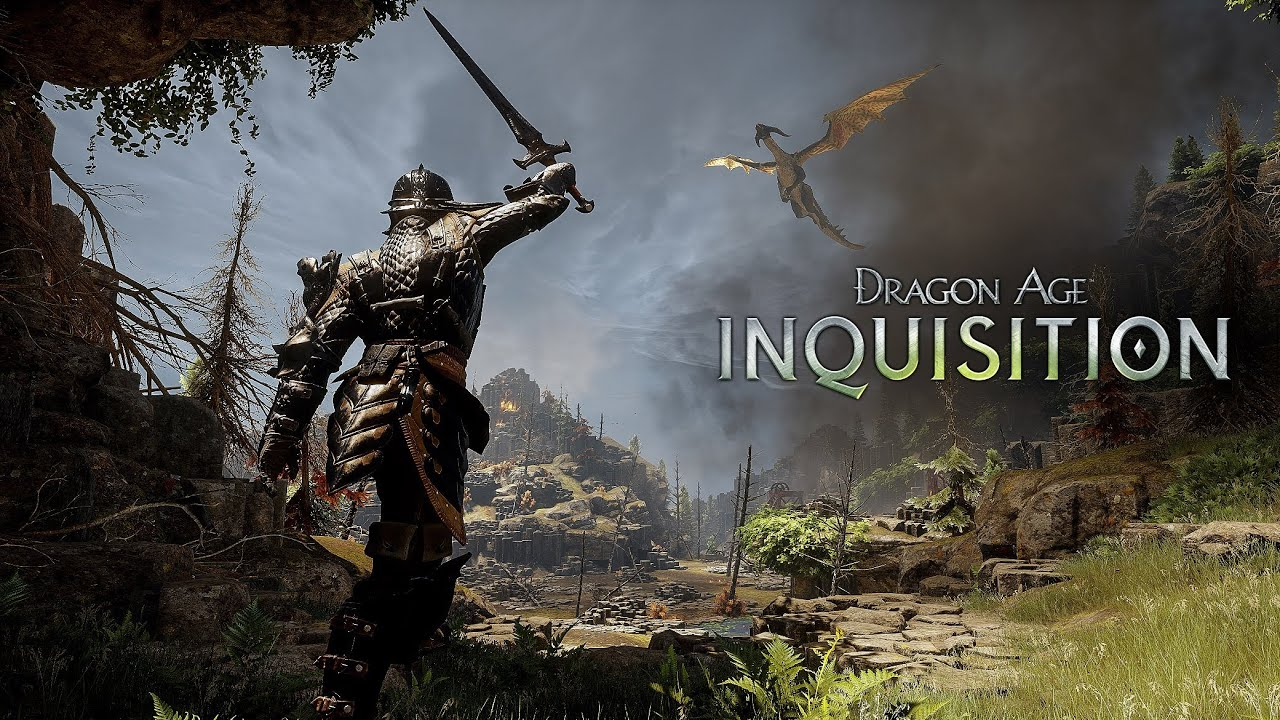 Why You Should Play Dragon Age Inquisition On We Heart It Inquisition легкая броня в стиле вивьен. dragon age inquisition
