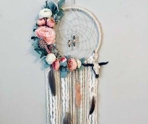 decoration, diy, and dreamcatcher image