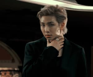 gif, bts, and rm image