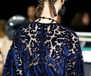 chic, hair style, and fashion image