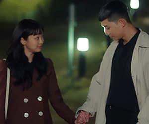 gif, lee joo young, and kdrama image
