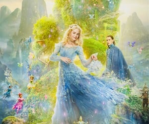 disney, Elle Fanning, and maleficent image