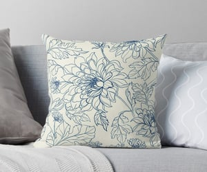 cushions, home decor, and bedroom decor image