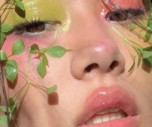 aesthetic, glossy, and beauty image