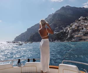 summer, summer time, and yatch image