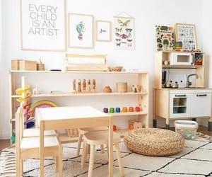 bedroom, children, and design image