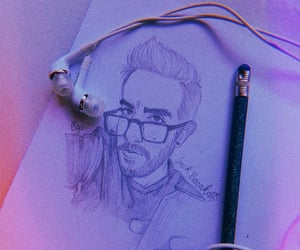 all time low, drawing, and jack barakat image