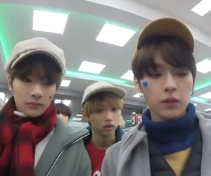 felix, jeongin, and minho image