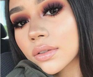 beauty, eye shadow, and style image