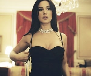 monica bellucci, beauty, and sexy image