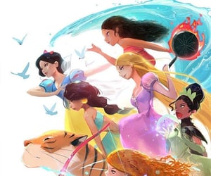 blanche neige, disney, and jasmine image
