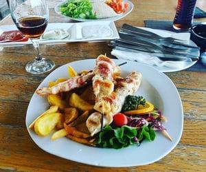 Croatia, food, and lunch image