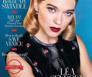 actress, Lea Seydoux, and movie image