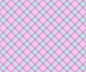 pattern, pink, and sky blue image