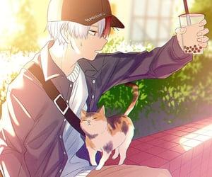 anime, hero, and anime boy image