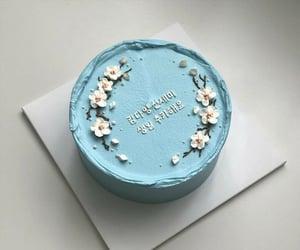alternative, azure, and cake image