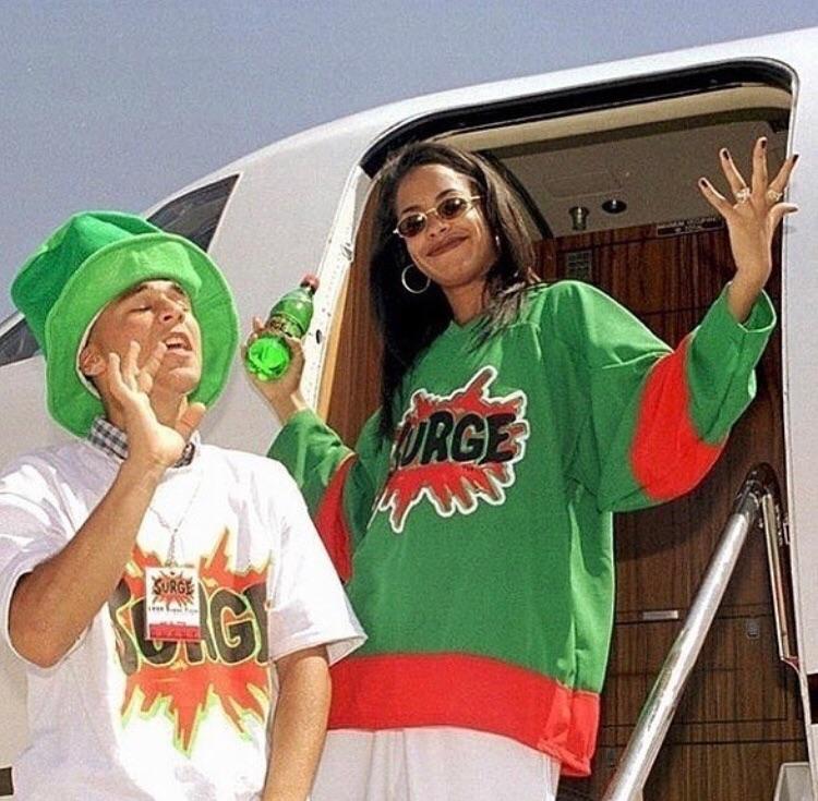 aaliyah, kim kardashian, and mode image
