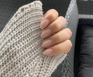 gel, nail art, and nails image