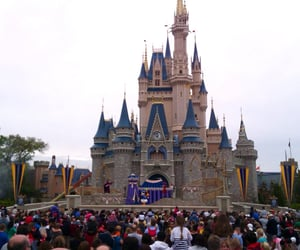 disney world, tourism, and travel image
