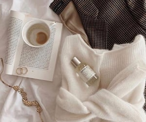 book, Nude, and coffee image