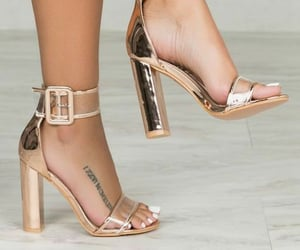heels, obsessed, and high heels image