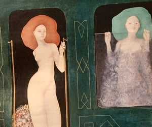 1966, art, and drawing image