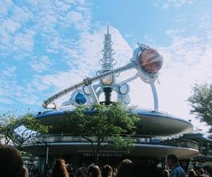disney world, future, and magic kingdom image
