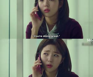 quotes, sad, and kdramas image