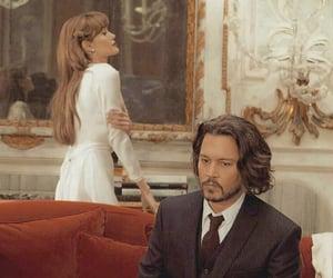 johnny depp, Angelina Jolie, and movie image